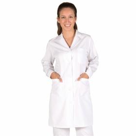 Ποδιά Ιατρική Γυναικεία λευκή 540