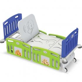 Παιδιατρική νοσοκομειακή κλίνη για μονάδα εντατικής θεραπείας WIGGLE