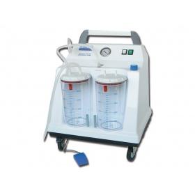 Αναρρόφηση Επαγγελματική  Tobi Hospital  2 x 4 lit + Ποδοδιακόπτης