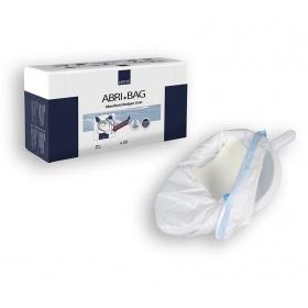 Σακούλες σκωραμίδας μιας χρήσης τουαλέτας-Δοχείου Καρέκλας Abri Bag