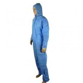 Ολόσωμη φόρμα προστασίας μπλε XL