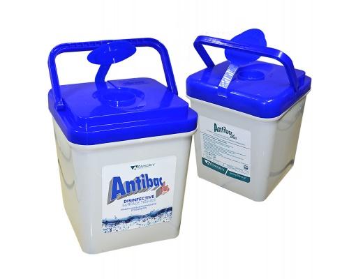 Μαντηλάκια απολύμανσης επιφανειών Antibac plus 350 τεμαχίων
