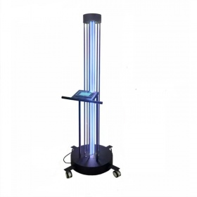 Professional disinfenction device UV Lamp on trolley UV 650
