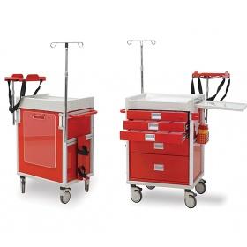 Τρόλεϊ νοσηλείας  επειγόντων AD-219/D-001