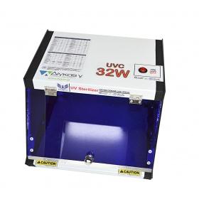 Συσκευή απολύμανσης-αποστείρωσης αντικειμένων  UVC Pegasus 2 x 16W 15lit