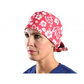 Fabric Surgical Caps Tropical 20812 M