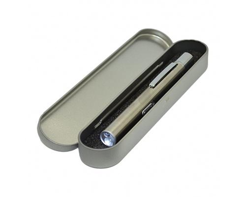 Φακός ιατρικός τσέπης LED 2 σε 1 με ψυχρό-θερμό φωτισμό