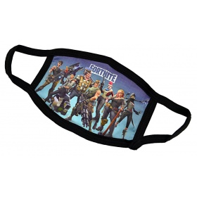 High Quality child face protection mask FORTNITE