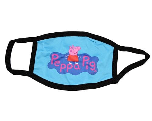 Μάσκα παιδική βαμβακερή πολλαπλών χρήσεων PEPPA PIG