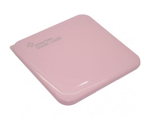 Θήκη μεταφοράς και αποθήκευσης μάσκας MASK CASE DELUXE ροζ