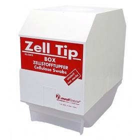 Dispenser κομπρέσας Zell-Τip Box 1 κουτί άδειο