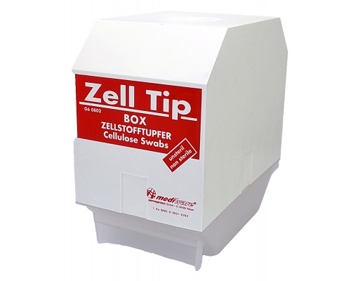 Dispenser κομπρέσας Zell-tip Box 1 Κουτί Αδειο
