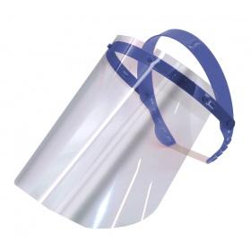 Μάσκα - ασπίδα προστασίας προσώπου PROTECTO γαλάζιο