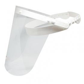 Μάσκα - ασπίδα προστασίας προσώπου PROTECTION λευκό