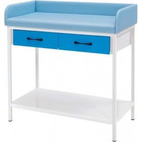 Αλλαξιέρα μωρού - τραπέζι με δύο Συρτάρια IC12215