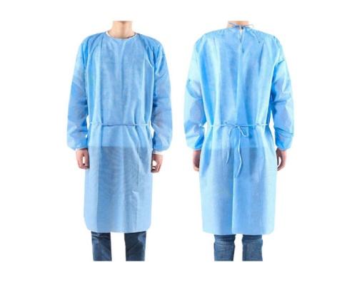 Ποδιές Χειρουργείου Γαλάζιες  Non woven μιας χρήσης 10τεμάχια