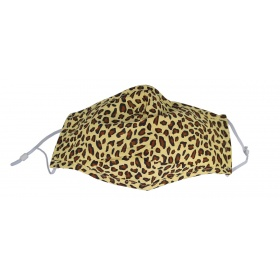 Cotton Protection Mask leopard