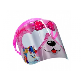 Visor face protection shield for children PUPPY