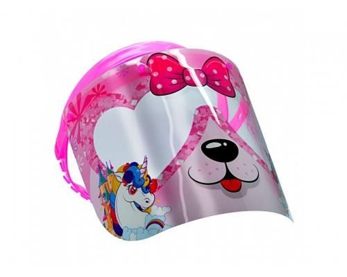 Μάσκα - ασπίδα προστασίας προσώπου παιδική PUPPY