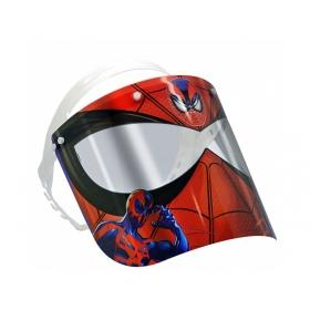 Μάσκα - ασπίδα προστασίας προσώπου παιδική SPIDERMAN