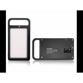 Zomei Φορητή επαγγελματική συσκευή Φωτισμού LED 3500K-5700K ρυθμιζόμενης έντασης