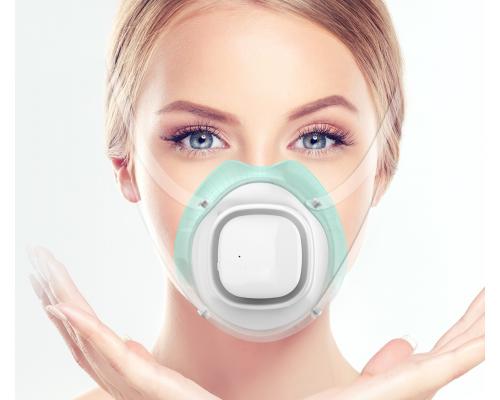 Εξυπνη ηλεκτρική μάσκα προστασίας Airwheel F3 99.9% προστασία