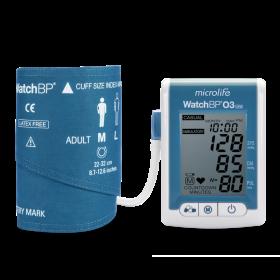 Holter πίεσης 24ωρης καταγραφής Microlife Watch BP O3 AFIB 2nd generation