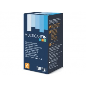 BSI Multicare IN τριγλυκεριδίων 25τμχ