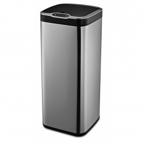 30 litre Deluxe square sensor bin