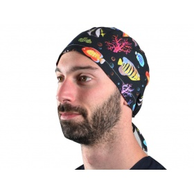 Fabric Surgical Caps Reef 20807 M