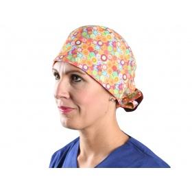 Fabric Surgical Caps Colour 20810 M