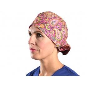 Fabric Surgical Caps Cashmere 20814 M