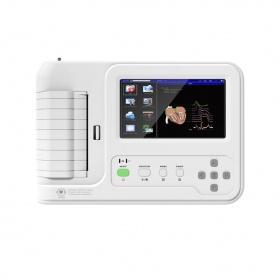 Καρδιογράφος εξακάναλος CONTEC 600G (νέο μοντέλο)