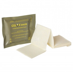 Celox - Aιμοστατική γάζα Z-Fold 7,5 x 152 cm