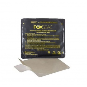 Επίθεμα θωρακικού τραύματος Celox FOXSEAL 2 τεμάχια
