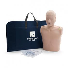 Εκπαιδευτικό Πρόπλασμα BLS / AED Prestan Παιδιού  με μετρονόμο LED