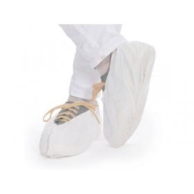 Ποδονάρια PP Med Eco 100 τεμάχια λευκά