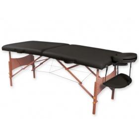Folding wooden massage table 44000