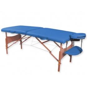 Folding wooden massage table 44001