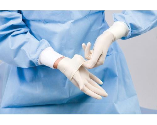 Γάντια χειρουργικά αποστειρωμένα με πούδρα Covidien Curity