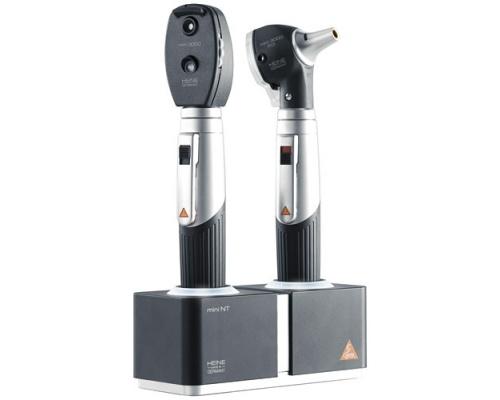 Πλήρες σετ με ωτοσκόπιο & οφθαλμοσκόπιο HEINE mini 3000®