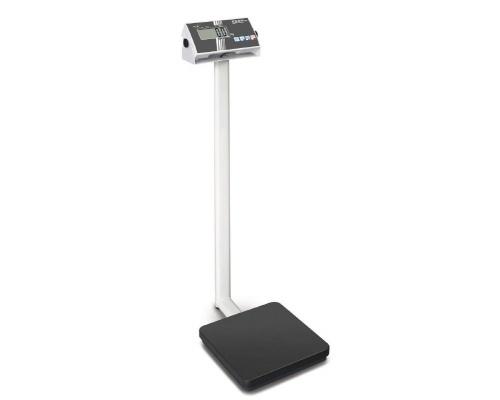 Ζυγός επιδαπέδιος ψηφιακός με κολώνα MPB 300K 100P με λειτουργία BMI