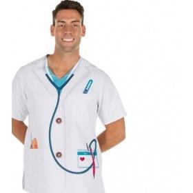 Μπλούζα ιατρική MAGIC PRINT Unisex