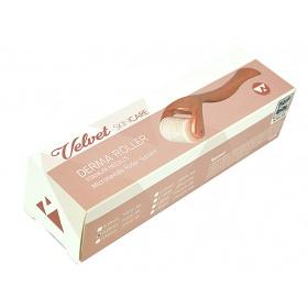 Velvet Skincare Derma roller για μεσοθεραπεία με 540 βελόνες τιτανίου