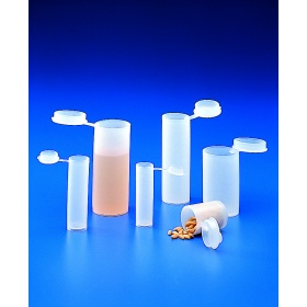 Φιαλίδια πλαστικά δειγμάτων με καπάκι code 730
