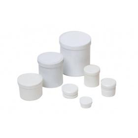 Βάζα πλαστικά με βιδωτό καπάκι Maxicco