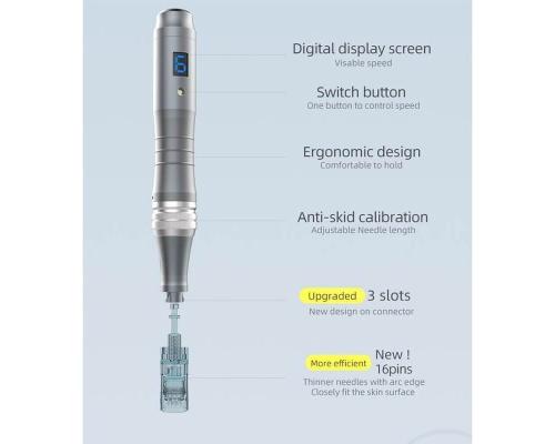 Συσκευή μεσοθεραπείας Microneedling Dr. Pen Ultima M8 ( Νέο Μοντέλο )