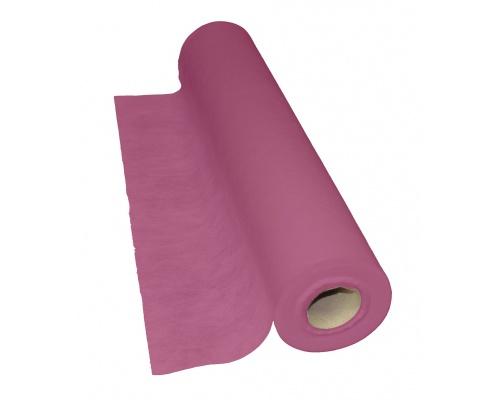 Χαρτί εξεταστικό από υλικό Non Woven 20gr 58cm x 50m ροζ