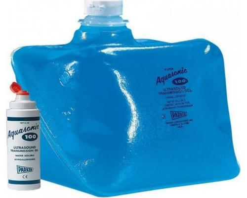 Ζελέ υπερήχων Aquasonic 100 μπλε 5lit