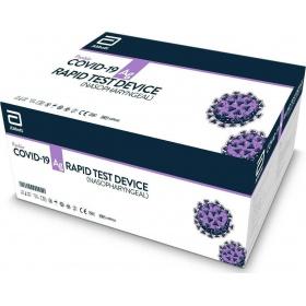Τεστ Αντιγόνων κορονοϊού ABBOTT PANBIO™ COVID-19 Ag  25τεμ